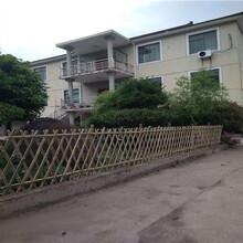万柏林区户外别墅庭院栅栏塑料栏杆园林篱笆栅栏图片