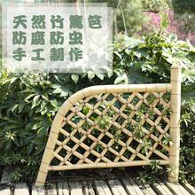 湖南常德木栅栏电力变压器护栏竹篱笆(中闻资讯)图片