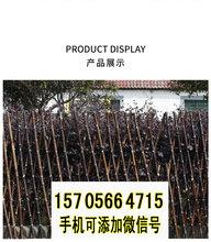 聊城臨清竹籬笆pvc護欄花園柵欄給力促銷(中聞資訊)圖片