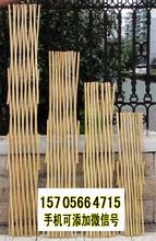 吴中区竹篱笆仿竹节护栏防腐竹栅栏塑钢护栏大自然的搬运工图片