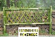 滁州凤阳竹篱笆篱笆围栏竹子护栏pvc护栏工程设计