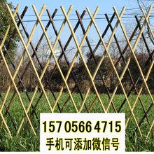 潜江竹根滩镇竹篱笆竹护栏篱笆围栏pvc护栏价格图片