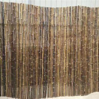 武汉汉口竹篱笆竹子护栏菜园pvc栅栏pvc护栏厂家直销