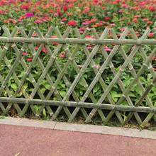 龙游竹篱笆仿竹篱笆篱笆网栅栏塑钢护栏百度一下图片