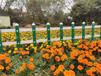 竹篱笆草坪栏杆碳化木栅栏竹护栏竹栅栏大量现货