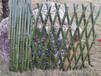 淮南田家庵区竹篱笆碳化木护栏碳化防腐木pvc护栏欢迎前来咨询