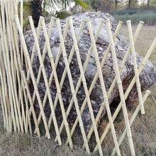 南朗竹篱笆防腐竹篱笆竹篱笆门竹子护栏价格优惠图片