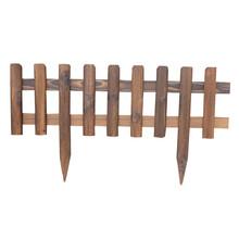 桂阳仿竹护栏优游园水泥栏杆聊城茌平绿化带花园栏杆竹节围栏图片