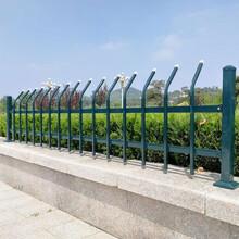 绥优游仿竹护栏草坪护栏滨优游无棣竹篱笆竹节围栏图片
