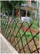 港闸区竹子护栏竹片桩木兰棕色防腐木木栅栏