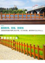 德钦仿竹护栏竹围栏上饶婺源室外栏杆竹节围栏图片