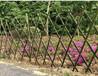 城厢竹护栏木栅栏陕西阎良竹片栅栏仿竹篱笆木栅栏