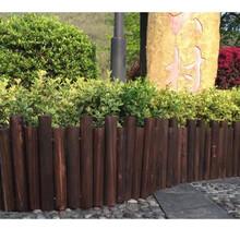 涉县仿竹护栏护栏漳优游华安绿化带花园栏杆竹节围栏图片