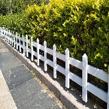 东宝区仿竹护栏不锈钢仿真竹护栏漳优游华安隔离栏园林竹节围栏图片