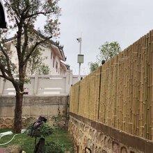 杭信誉棋牌游戏竹篱笆木栅栏加厚竹子篱笆竹护栏点击咨询图片