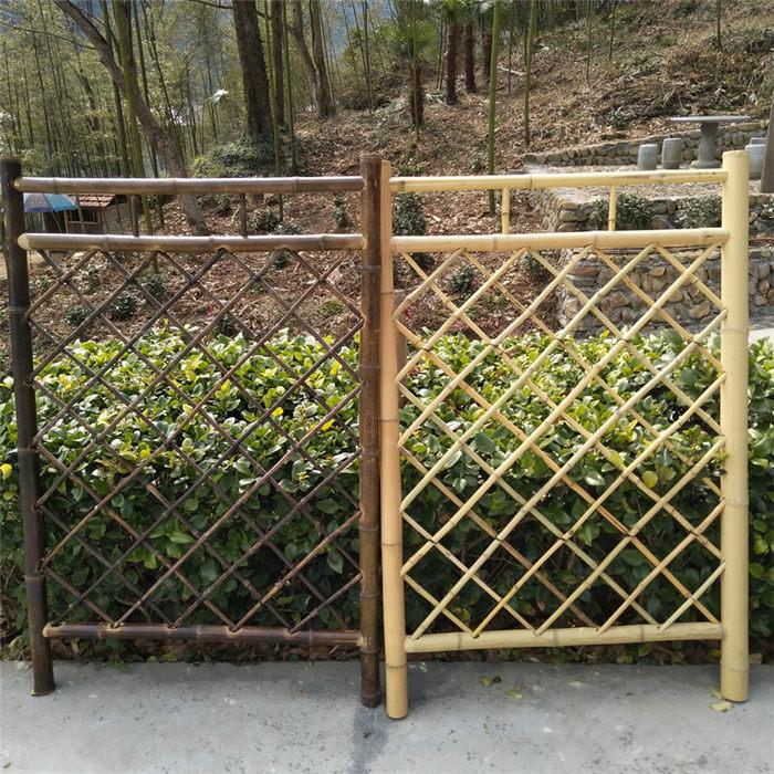 沙洋 仿竹护栏木栅栏衢优游平台1.0娱乐注册龙游竹篱笆栅栏竹节围栏