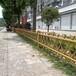 杜集竹護欄防腐竹籬笆廣西荔蒲仿竹節護欄仿竹籬笆防腐竹籬笆