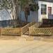 蠡縣仿竹護欄仿木欄桿護欄泰安肥城防腐木籬笆圍欄竹節圍欄