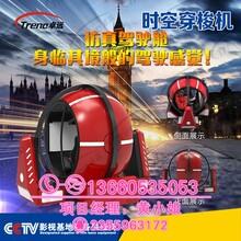 上海复旦大学VR研发设备,时空穿梭机设备学校项目,9D虚拟蛋壳座椅图片