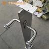 不锈钢实心玻璃栏杆优质玻璃栏杆厂家低价出售