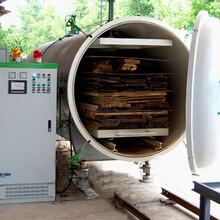山东木材干燥设备_高频木材干燥设备-秦川机械图片