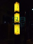 景观灯体造型独雅园艺工形户外灯柱光照优雅配套图片
