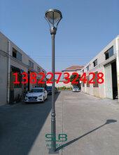 小区庭院灯公园广场景观灯户外防水3.5m灯具批发厂家定制四米行道灯