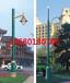 中式庭院燈小區高桿路燈批發現代學校景觀燈景區園藝燈院落暖黃行道燈