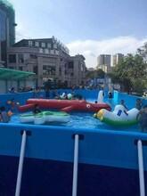 上海大克夏日戏水产品支架式水池产品租售