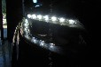 东营汽车大灯改装奥迪Q7升级海拉5双光透镜氙气灯