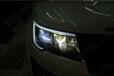 東營車燈改裝福特探險者升級進口海拉5福特翼虎改氙氣燈