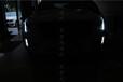 東營光速汽車燈光改裝汽車大燈升級添加霧燈