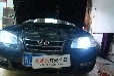 東營光速汽車大燈燈光改裝越野車特定附加燈效果
