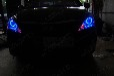 東營光速汽車燈改東營汽車燈光升級特備行車燈+轉向輔助燈
