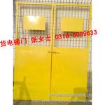 大量现货供应建筑施工电梯门、电梯洞口防护门、图片