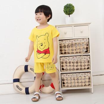两元服装批发市场库存童装一手货源便宜T恤童装一件代发外贸童装品牌厂家亏本批发