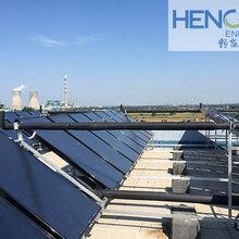 学校太阳能热水系统郑州恒凯能源工程解决方案