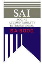 昆山SA8000社会责任验厂认证BSCI认证SCS验厂OCS认证产生的背景