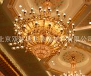 中元之光定制酒店商场非标灯豪华水晶吊灯精美大气LED节能工程灯销售图片