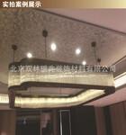 中元之光定制包房非标式豪华吊灯水晶玻璃棒高档吊灯图片