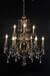 定制別墅歐式水晶吊燈精美水晶蠟燭燈