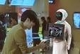 无需人工的迎宾机器人