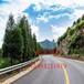 新疆双波波形护栏阿克玛依道路三波钢板高速公路护栏包送货