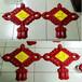 眾熠道路亮化,遼寧古典中國結眾熠發光中國結燈街道裝飾燈