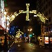 亞克力燈籠眾熠街道裝飾亮化設計效果圖,步行商業街道