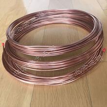 安捷倫頂空進樣器用紫銅色譜氣路管圖片