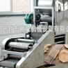 網帶式粉皮加工設備一次成型麗星大型粉皮機使用不銹鋼材質
