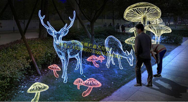 动物造型灯led动物造型图案灯
