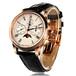 厂家直销高端上档次不锈钢表时尚霸气批发多功能防水机械表