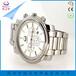 厂家直销高档男式不锈钢手表时尚大气防水石英机芯不锈钢表批发